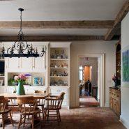 Breakfast nook robert montgomery homes luxury home for European breakfast nook