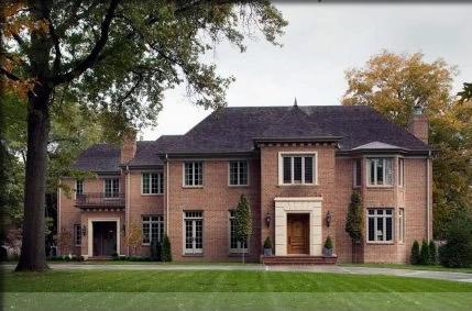 Classic European Residence