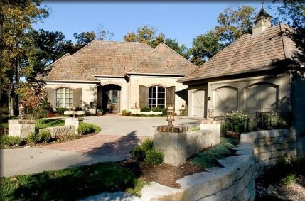 Country French Villa