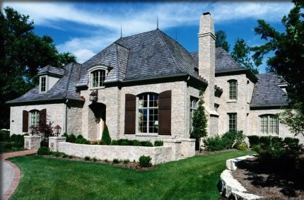 Elegant French Home
