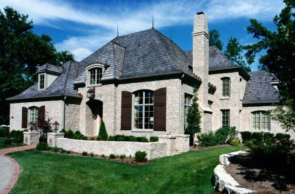 Elegant French Home